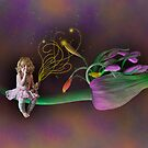 Flowers, Fairies and Fantasy by Dianne English