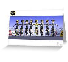 #PolyPeloton : Chris Froome Wins Greeting Card