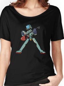 FLCL Music Band Women's Relaxed Fit T-Shirt