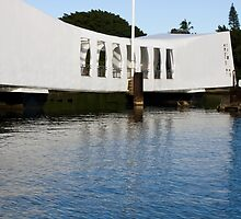 Arizona Memorial by Christina Wentzel