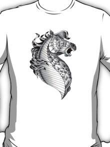 Ornate Horse T-Shirt