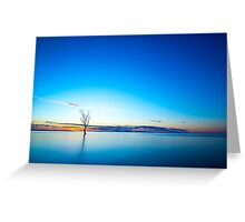 Sunrise at Beachmere Greeting Card