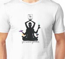 SCIENCE GODDESS Unisex T-Shirt