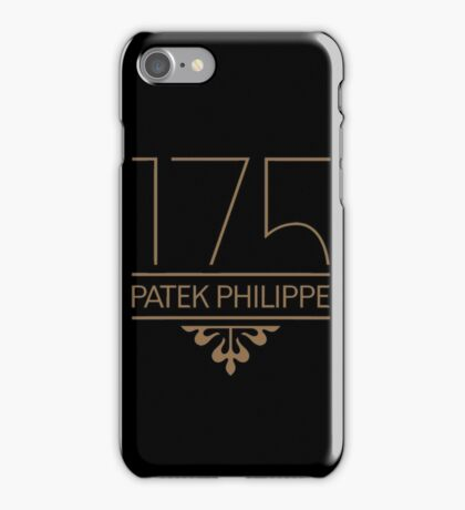 Patek Philippe Anniversary iPhone / Samsung Galaxy Case iPhone Case/Skin