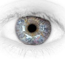 Blue Eye by Scott Sheehan