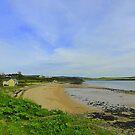 An Irish Bay by Fara
