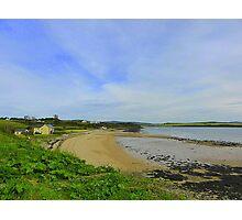 An Irish Bay Photographic Print