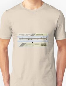 Italian Toll road ticket T-Shirt