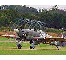 Hurricane Vortex - Shoreham Airshow 2010 Photographic Print