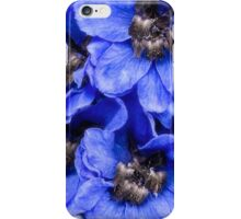 Love is blue iPhone Case/Skin