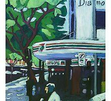 7/11, Edward Street (postcard) by DavidRManuel