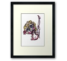 Floozie Framed Print