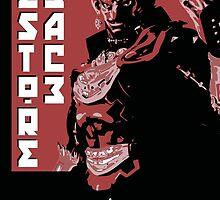 Ganondorf Propaganda Poster by zaofu