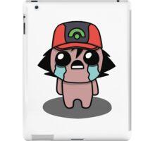 The Binding Of Isaac/Pokémon Crossover - Ash Ketchum (Hoenn) iPad Case/Skin