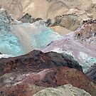 Earth Tones - Death Valley by Stephen Beattie