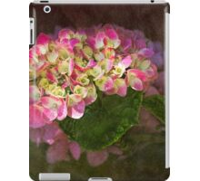 Emerging from the shadows iPad Case/Skin
