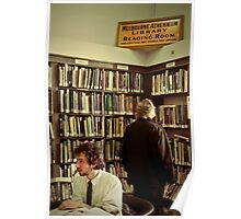 Melbourne Athenaeum Library Poster