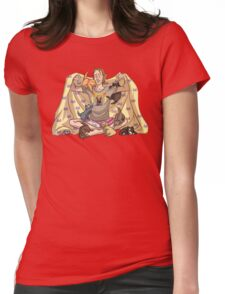 Precious Magebundle II: Electric Mewgaloo Womens Fitted T-Shirt