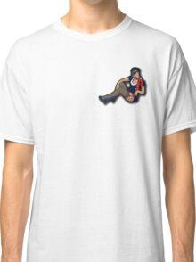 sexy sailor lady ahoy Classic T-Shirt