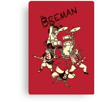 The Bremen Canvas Print