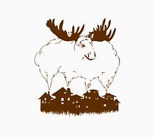 smoky moose Unisex T-Shirt