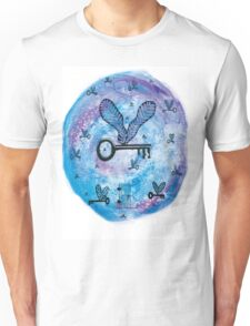 Flying Keys Unisex T-Shirt