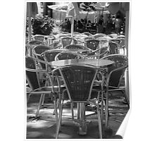 Cafe Soller Poster