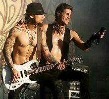 Jane's Addiction- Adelaide Soundwave 2010 by DeathInVogue
