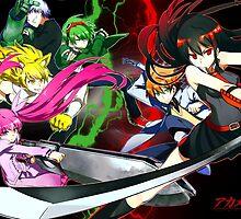 Akame Ga Kill by ericau18