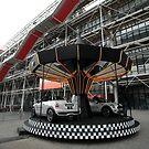 Mini-Go-Round, Pompidou Centre, Paris, France 2012 by muz2142