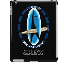 Star Wars Ship Insignia - Home One (Veterans Pride) iPad Case/Skin