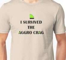Aggro Crag from Global GUTS Unisex T-Shirt