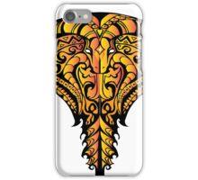 Mosaic Cobra: Bronze Pharaoh  iPhone Case/Skin