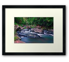 Guanaba Creek Framed Print