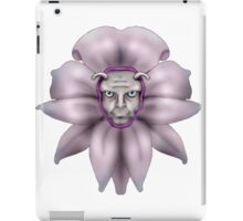 A boy flower named Sue iPad Case/Skin