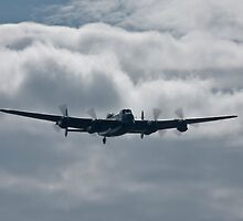 Avro Lancaster Bomber by PhilEAF92