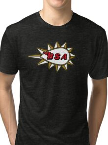 BSA Badge Tri-blend T-Shirt