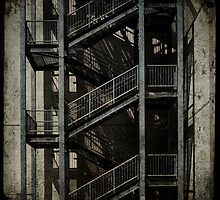 Upstairs Downstairs by Robert Baker