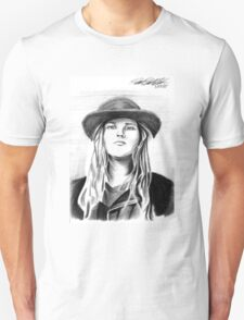 Andy Wood (Charcoal) T-Shirt