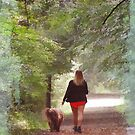 Casual stroll by vigor
