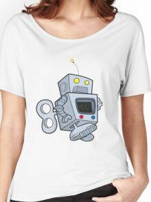 Robotictic Women's Relaxed Fit T-Shirt