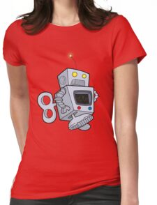 Robotictic Womens Fitted T-Shirt