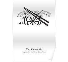 Karate Kid Movie Poster Poster
