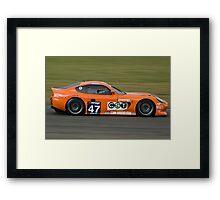 Century Motorsport Ginetta G50 Framed Print