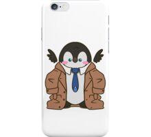 Cuddley Castiel Penguin iPhone Case/Skin