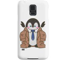 Cuddley Castiel Penguin Samsung Galaxy Case/Skin