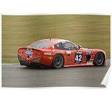 Stark Racing Ginetta G50 Poster