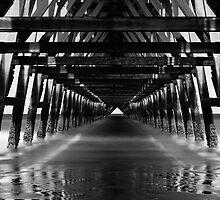 Vanishing Point VI by Silasgreenback