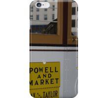 San Fran Powell & Market iPhone Case/Skin