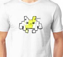 Invader #002 Unisex T-Shirt